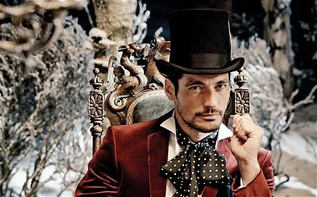 Gandy as Hatter? Yes, please!